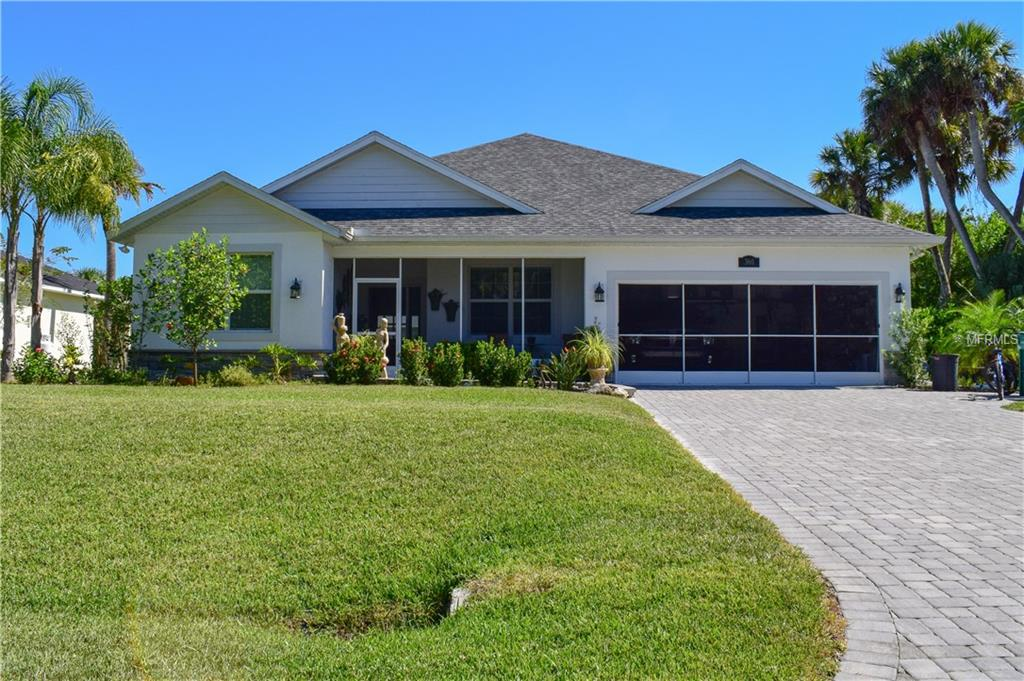 Photo of home for sale at 360 TAZEWELL DRIVE, Port Charlotte FL