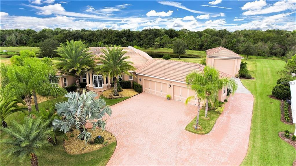 Photo of home for sale at 15204 27TH COURT, Parrish FL