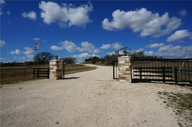 Photo of home for sale at lot 47 FM580, Lampasas TX