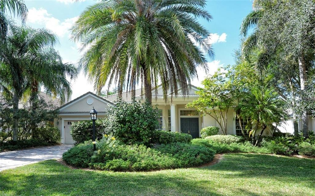 Photo of home for sale at 7714 HEATHFIELD COURT, University Park FL