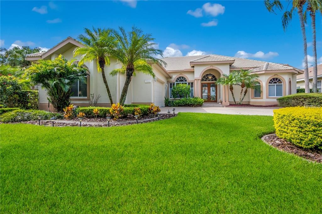 Photo of home for sale at 7510 EATON COURT, University Park FL