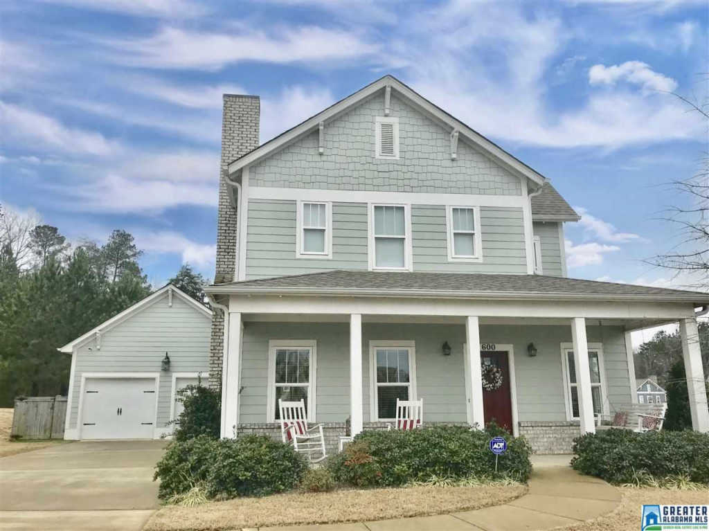 Photo of home for sale at 600 Rosebury Rd, Helena AL