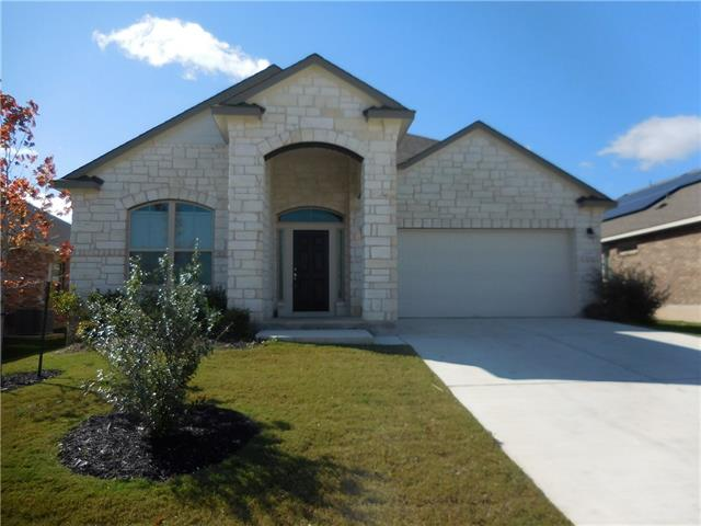 Photo of home for sale at 609 Carly ann LN, Leander TX