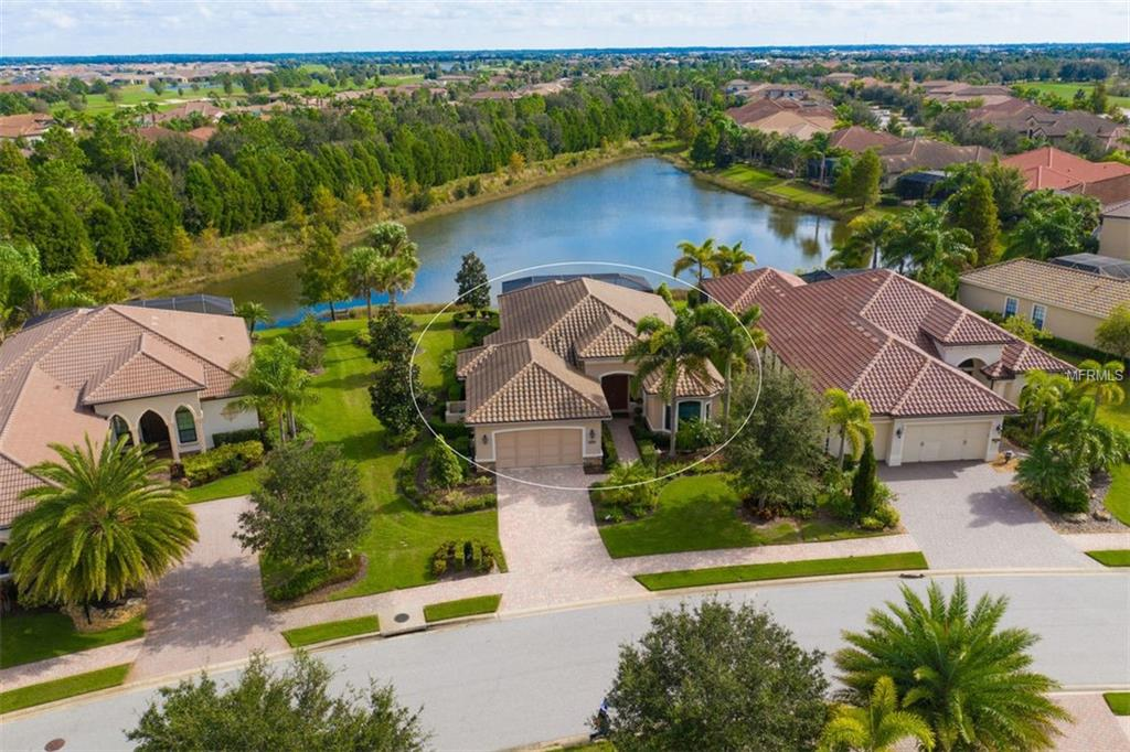 Photo of home for sale at 14609 SECRET HARBOR PLACE, Lakewood Ranch FL
