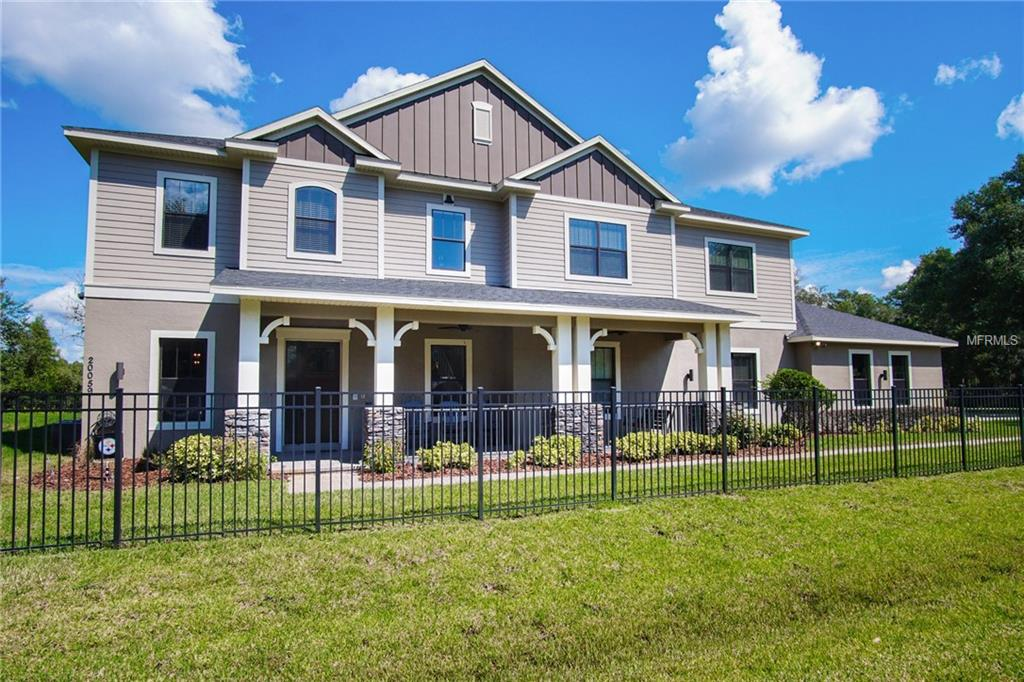 Photo of home for sale at 20059 DEER HAVEN DRIVE, Lutz FL