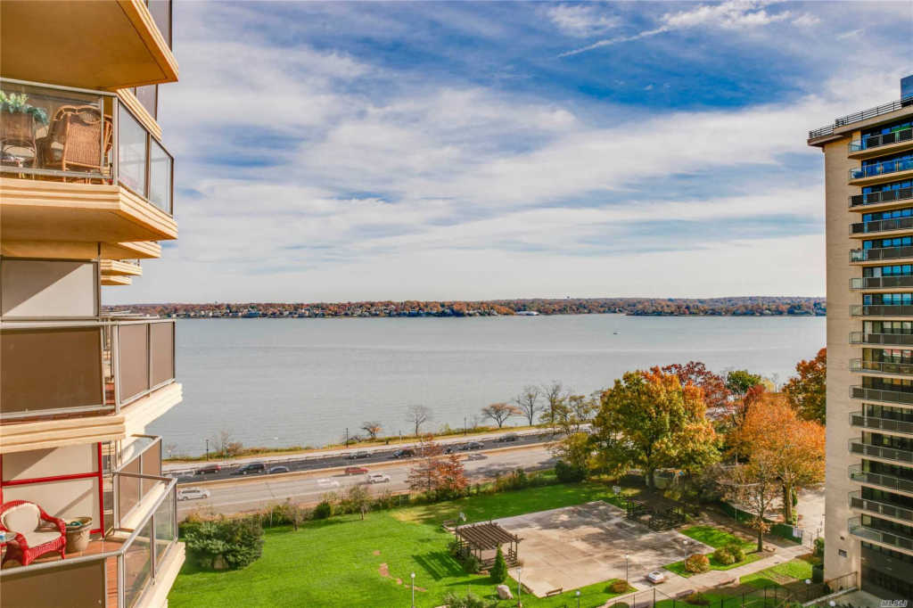 Photo of home for sale at 17-85 215th St, Bayside NY