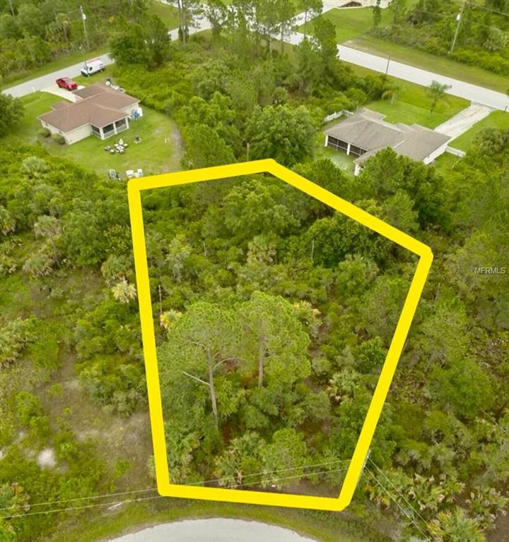 Photo of home for sale at SAGO PALM ROAD, North Port FL