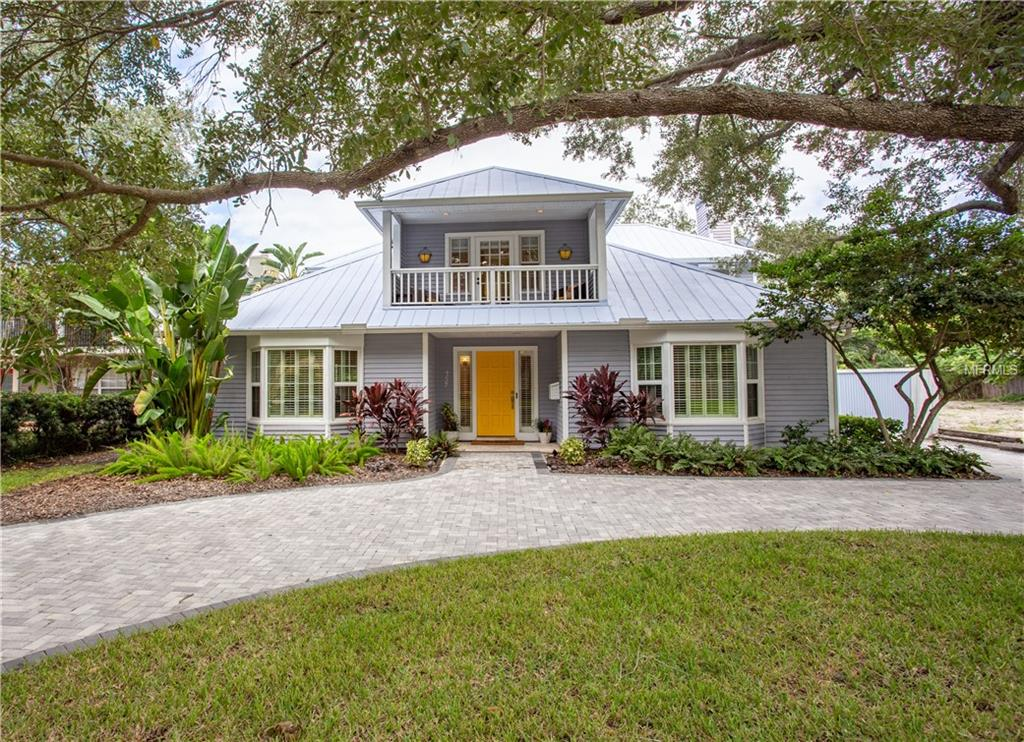 Photo of home for sale at 4227 BEACHWAY DRIVE W, Tampa FL
