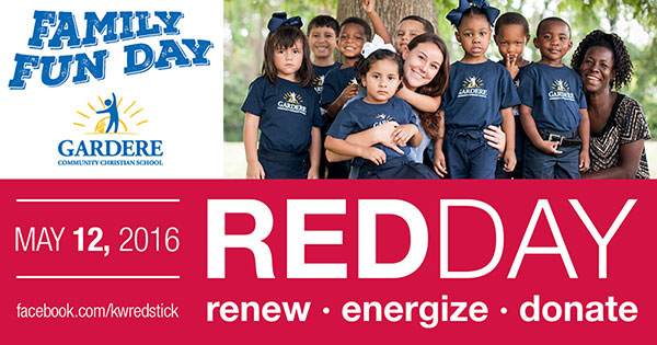 Keller Williams Red Stick Partners 2016 RED Day