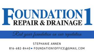 Foundation1 Repair & Drainage