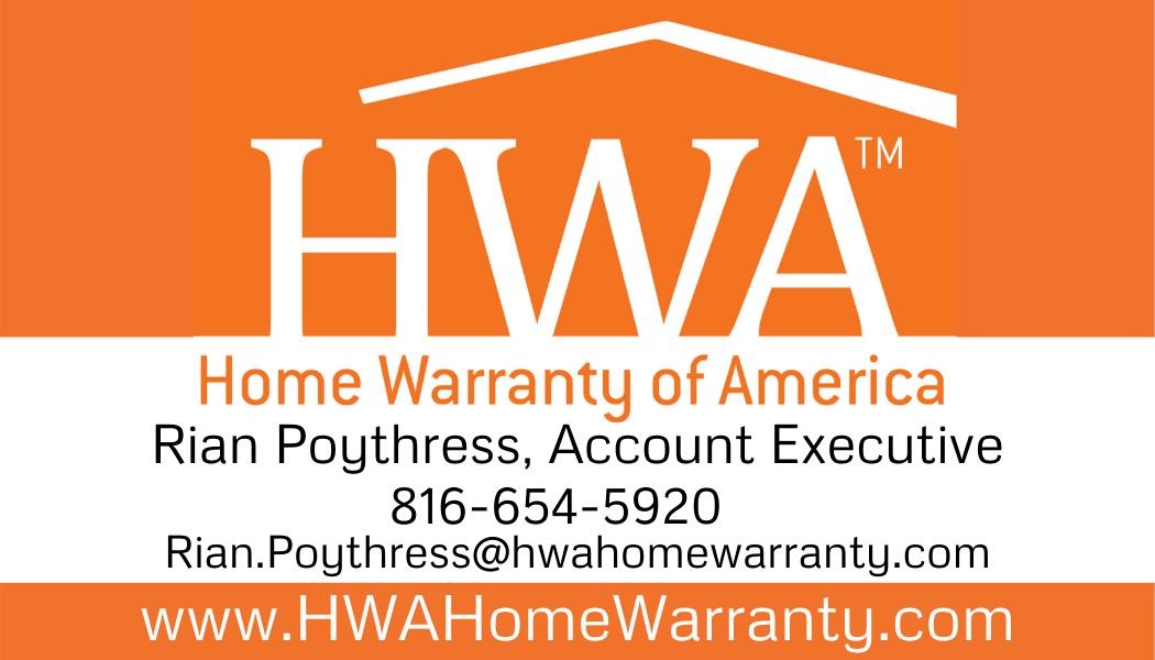 HWA - Home Warranty of America