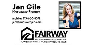 Jen Gile, Faiway Mortgage
