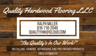 Quality Hardwood Flooring LLC