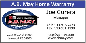 AB May Home Warranty