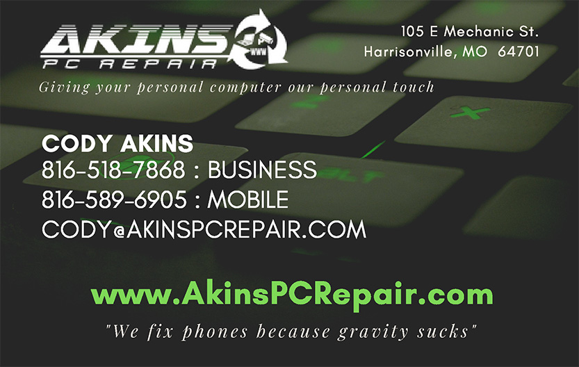 Akins PC Repair