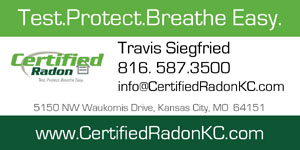 Certified Radon