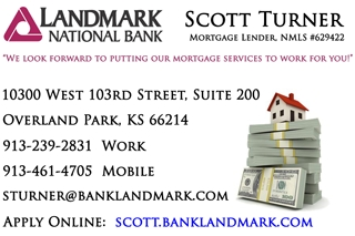 Scott Turner - Landmark National Bank