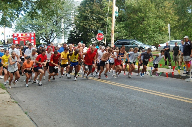 Wrentham Day Road Race - 09.10.11
