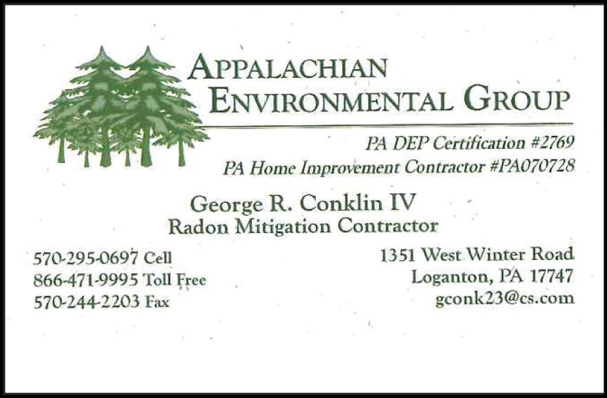 Appalachian Environmental Group