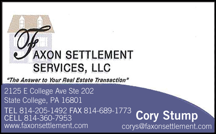 Faxon Settlement Services LLC