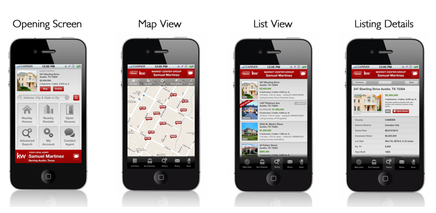 Free Mobile Property Search App