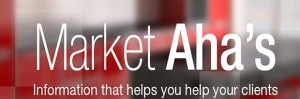 Market aha information that helps you help your clients